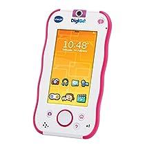 VTech - DigiGo^ tablet educativo para niños^ color rosa (3480-168857) [versión española actualizada]
