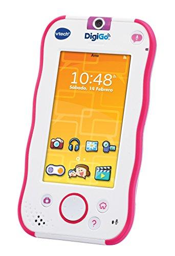 Vtech Digigo Tablet Educativo Para Ninos Color Rosa 3480 168857