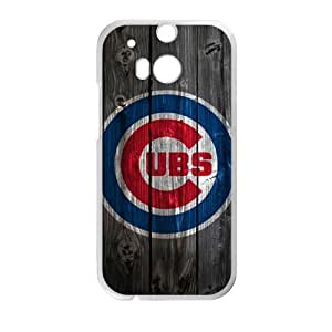 Chicago Cub sCell Phone Case for HTC One M8