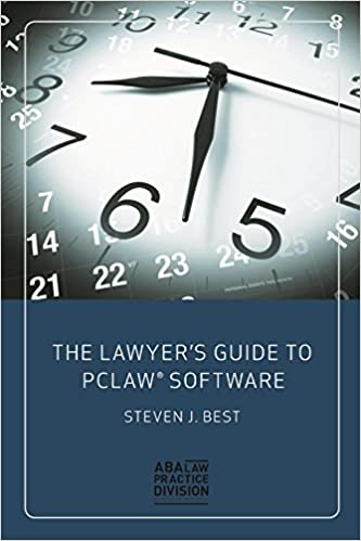 The Lawyers Guide to PCLaw Software