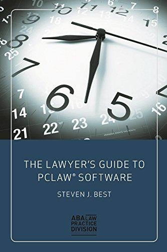 Download The Lawyer's Guide to PCLaw Software ebook