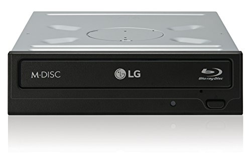 LG WH16NS40 Blu-Ray/DVD/CD Writer