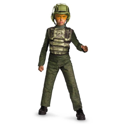 Boy's Foot Soldier Costume - Medium]()