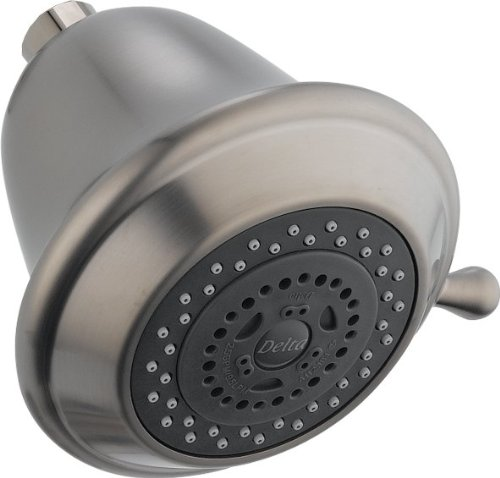 Delta RP43381SS Touch-Clean 5-Setting Showerhead, Stainless