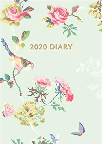 Cath Kidston Birds & Roses A6 2020 Diary: Cath Kidston ...