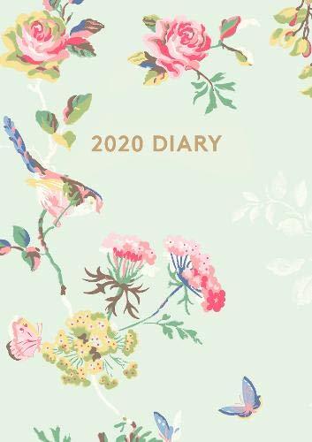 Kidston Cath Rose - Cath Kidston Birds & Roses A6 2020 Diary