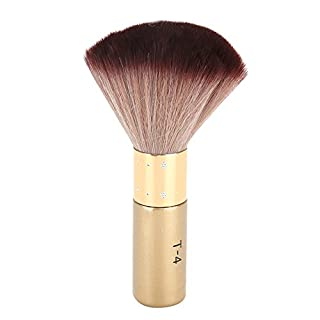 Neck Duster, Professional Soft Neck Face Hair Cutting Brush for Barber Hairdressing Salon Hair Stylist Cleaning Tool Cleaning Hairbrush Soft Cleaning Face Brush for Hair Cutting