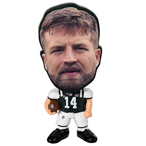 NFL New York Jets Ryan Fitzpatrick Unisex Fitzpatrick R. #14 Flathlete Figurine, One Size