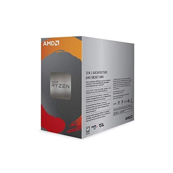 AMD Ryzen 5 3600 6-Core, 12-Thread Unlocked Desktop Processor with Wraith Stealth Cooler 41sZNXUmhEL. SS555