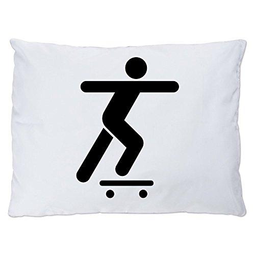 (Indoor Luxury Plush Dog Bed Skateboard Skater Traffic)