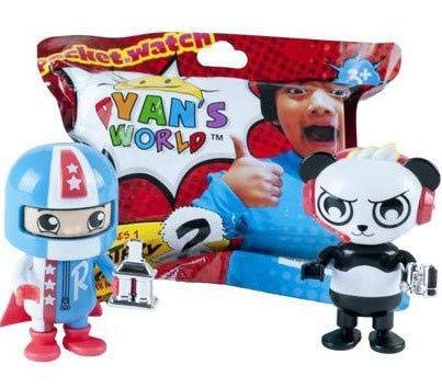 Ryan's World Blind Bag Mystery Figure Accessory Toy Review 2018 Series 1