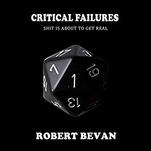 Critical Failures Audiobook