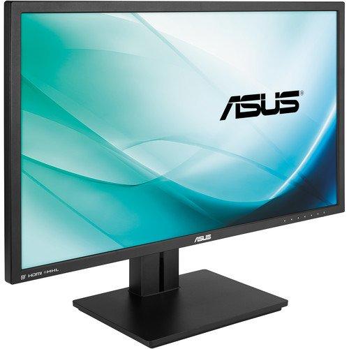 """ASUS - 28"""" LCD 4K UHD Monitor - Black"""