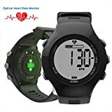 Best Heart Rate Monitor Watch Without Chest Strap For Men - EZON Optical Heart Monitor Waterproof Watch With PHILIPS Review