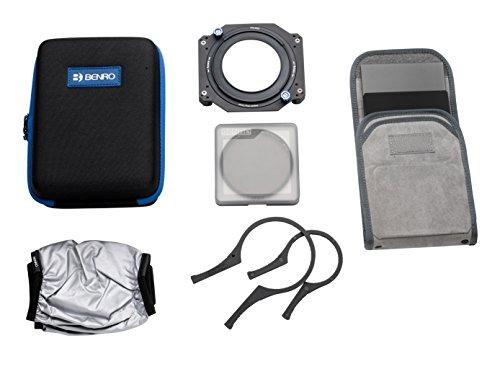 Benro Master Lens Filter, Black (FM1072)