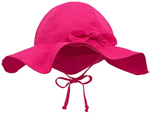 Siero Baby Beach Hats 0-6 Months with UPF 50+ Adjustable Kids Beach Hat, ()