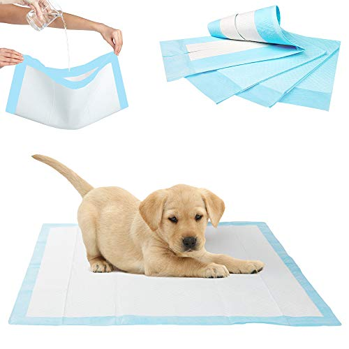 - 9 Pet Training Pads Heavy Dog Puppy Pee Housebreaking Underpads Floor Protection