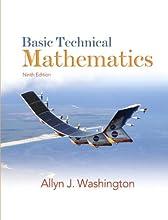 Basic Technical Mathematics (9th Edition) (Hardcover)