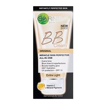bb cream light garnier