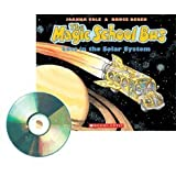 img - for Lost in the Solar System (CD & Paperback) (The Magic School Bus) book / textbook / text book