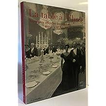 Table à l'Elysée (La): Réceptions officielles des présidents