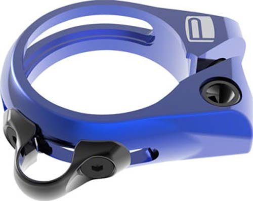 Cycle Group PX-SC14DP349-BL Promax DP-1 Dropper Seatpost Clamp, Blue
