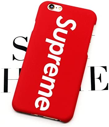 OB4U Supreme iPhone7 Case- Red