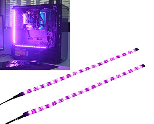 Pink Led Lights For Computers in US - 3