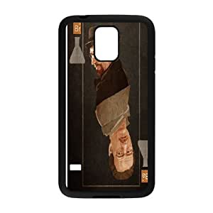 TV show Breaking Bad phone Hard Plastic Case for Samsung Galaxy S5 I9600 ART121095