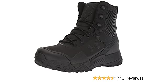 658bf875da8 Amazon.com  Under Armour Men s Valsetz RTS 1.5 with Zipper Military and  Tactical  Shoes