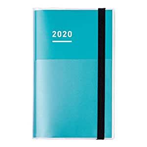 Amazon.com: Kokuyo Jibun Techo 2020 Nov Start B6 - Agenda ...