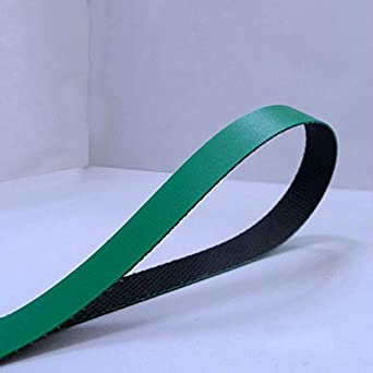 8.5 mm Width and 1250mm Length for Conveyor Fevas SMD Machine CM202 Track Belt,KXF0DXDUA00,Flat Belt 0.6mm Thick