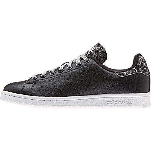Weiß Low Unisex Schwarz Adults' Plata adidas Originals Smith Mehrfarbig Sneakers Stan Top 4aqqpOTw