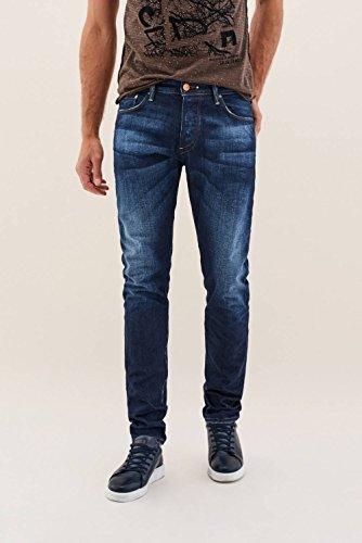 de Color Pantalones Azul médio Salsa Lima 1YEqU7zxp