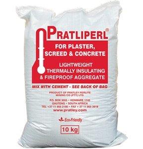 Pratley Pratliperl 10kg Bag (Plaster & Screeds) ()
