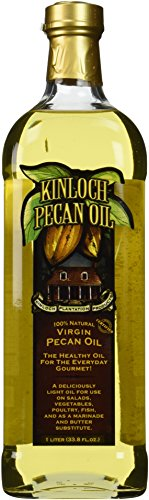 Pecan Oil (Kinloch Plantation Products Pecan Oil,  One 1000 ML Bottle)