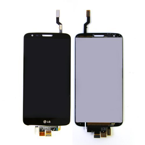 Touch Screen Digitizer for LG G2 D802 (Black) - 4
