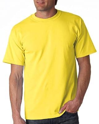Gildan Adult Ultra Cotton T-Shirt, Daisy, Medium. 2000