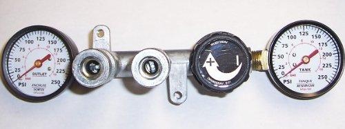 UPC 848521005131, Campbell Hausfeld WL029700AV Control Panel Manfld Assy
