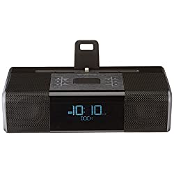 AmazonBasics Lightning Dock Clock Radio