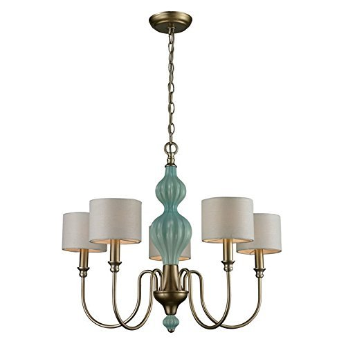 Diamond Lighting 31364/5 Elk Lighting Lilliana 5-Light Chandelier, 26