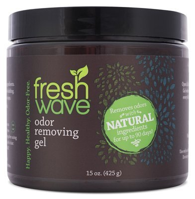 Fresh Wave Continuous Release Odor Removing Gel, 15 ounce Jar
