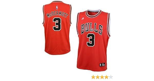 17c4ae984 ... T Shirt Doug McDermott Chicago Bulls Black Swingman Jersey Amazon.com Chicago  Bulls Doug McDermott Adidas Replica Youth 8-20 Jersey Old Number ...
