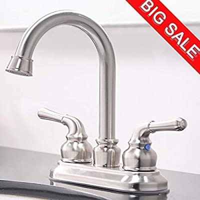 VCCUCINE Double Handle Bathroom Faucet