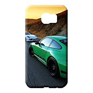 samsung galaxy s6 edge Abstact PC Perfect Design cell phone carrying cases Aston martin Luxury car logo super