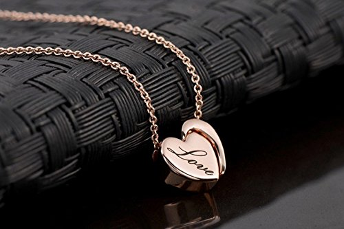 Iutopian Valentine's Day Gift New Arrival Heart Pendant Necklace Love Necklace Gift Gift For Her #RG76594 (New Arrivals Heart)