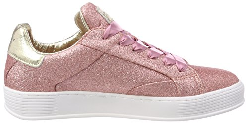 Replay Femme Pink Basses Sneakers Rose Welh rqwtXFr