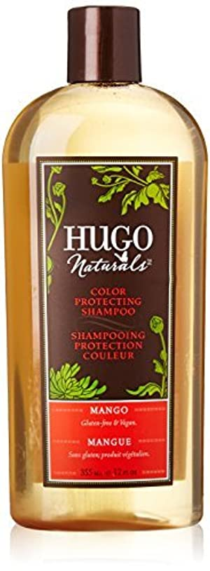 Colour Protecting Shampoo, Geranium, 12 fl oz (355 ml) by Hugo Naturals