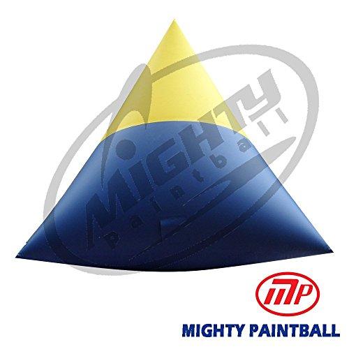 MP Socks & Tights MP Dorito Shape Inflatable Air Bunker, Small