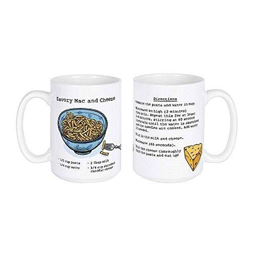 Carson Mac And Cheese Recipe Mug